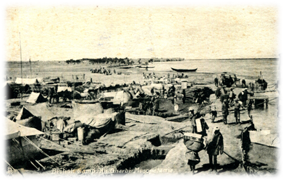 Ali Garbhi camp