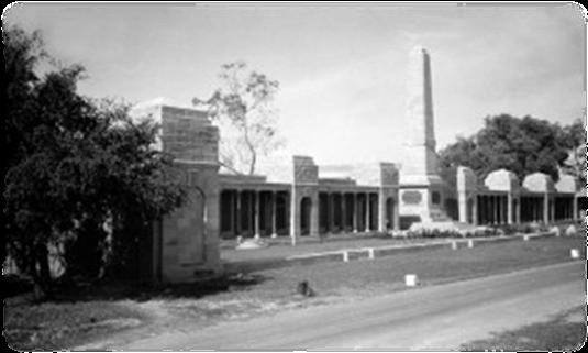 Amara memorial