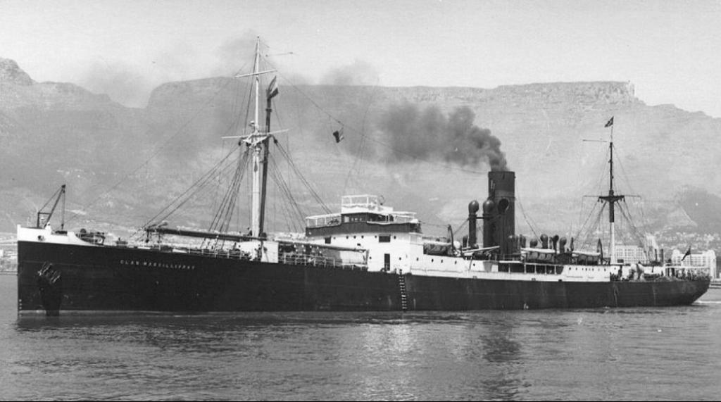 SS Mc Gillivray